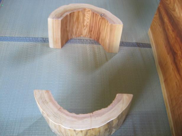 座卓用の脚2